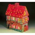 Puzzle  Schreiber-Bogen-71806 Maquette en Carton : Maison