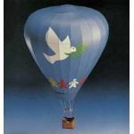Puzzle  Schreiber-Bogen-72234 Maquette en Carton : Ballon de Paix