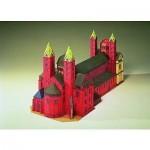 Puzzle  Schreiber-Bogen-72417 Maquette en carton : Cathédrale de Spire