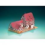 Puzzle  Schreiber-Bogen-72441 Maquette en Carton : Maison à Bietigheim, Allemagne
