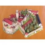 Puzzle  Schreiber-Bogen-72456 Maquette en Carton : Ronneburg Castle Building