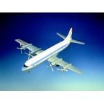 Puzzle  Schreiber-Bogen-72463 Maquette en Carton : KLM Lockheed Electra