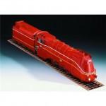 Puzzle  Schreiber-Bogen-72467 Maquette en Carton : Locomotive à vapeur BR 03