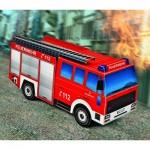Puzzle  Schreiber-Bogen-725 Maquette en Carton : Camion de pompier