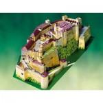 Puzzle  Schreiber-Bogen-726 Maquette en Carton : La forteresse Hohensalzburg