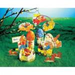 Puzzle  Schreiber-Bogen-72615 Oeufs de Pâques