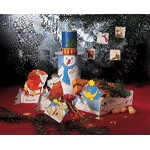 Puzzle  Schreiber-Bogen-72616 Bricolage de fête de Noël