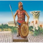 Puzzle  Schreiber-Bogen-727 Maquette en Carton : Soldat dans la Grèce antique