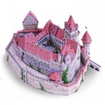 Puzzle  Schreiber-Bogen-736 Maquette en Carton : Château de Kreuzenstein