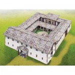 Puzzle  Schreiber-Bogen-766 Maquette en Carton : État-major Romain