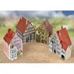 Puzzle  Schreiber-Bogen-768 Maquette en Carton : Ville de Hameln