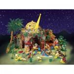 Puzzle  Schreiber-Bogen-776 Maquette en Carton : Scènes historiques de la Nativité en Papier