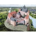 Puzzle  Schreiber-Bogen-778 Maquette en Carton : Château de Kriebstein