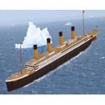 Puzzle  Schreiber-Bogen-782 Maquette en Carton : Titanic pour les Enfants