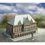 Puzzle   Maquette en Carton : Ancien Hôtel de Ville de Brême
