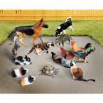 Puzzle   Maquette en Carton : Animaux