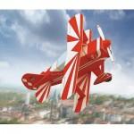 Maquette en Carton : Avion Biplan