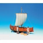 Puzzle   Maquette en carton : Bateau Jésus