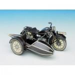 Puzzle   Maquette en carton : BMW R 16 mit Seitenwagen
