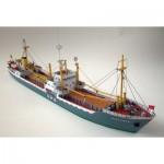 Puzzle   Maquette en Carton : Cargo Freighter - MS Bleichen