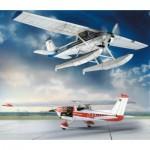Puzzle   Maquette en Carton : Cessna 150