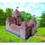 Puzzle   Maquette en Carton : Château de Rotenfeld