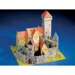 Puzzle   Maquette en Carton : Château de Steineck