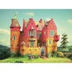 Puzzle   Maquette en Carton : Château des Chevaliers