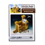 Puzzle   Maquette en Carton : Château Médiéval