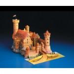 Puzzle   Maquette en carton : Château romantique