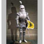 Puzzle   Maquette en Carton : Chevalier en armure