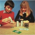Puzzle   Maquette en Carton : Classeur Magique 2