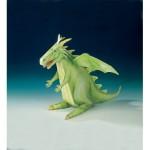 Maquette en Carton : Dragon