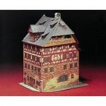 Maquette en Carton : La maison d'Albrecht Dürer à Nuremberg