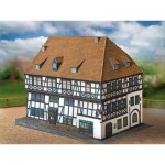 Puzzle   Maquette en Carton : Luther House à Eisenach