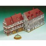 Puzzle   Maquette en Carton : Maison Coquine  Forchheim