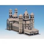 Puzzle   Maquette en carton : Maria Laach