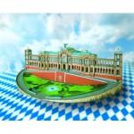 Puzzle   Maquette en Carton : Maximilianeum à Munich