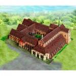 Puzzle   Maquette en Carton : Monastère de Maulbroon