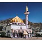 Puzzle   Maquette en Carton : Mosquée