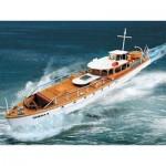 Puzzle   Maquette en Carton : Motoryacht OHEKA II