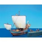 Puzzle   Maquette en carton : Navire cargo romain