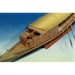 Puzzle   Maquette en carton : Navire du Pharaon