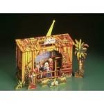 Puzzle   Maquette en Carton : Petite crèche