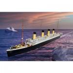 Puzzle   Maquette en Carton : Titanic