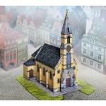 Puzzle   Maquette en Carton : Vieille ville, Eglise, Pfersbach