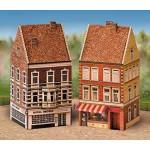 Puzzle   Maquette en Carton : Vieille Ville Set 3
