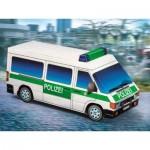 Maquette en Carton : Voiture de Police