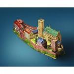 Puzzle   Maquette en Carton : Wartburg