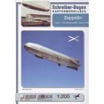 Puzzle   Maquette en Carton : Zeppelin junior